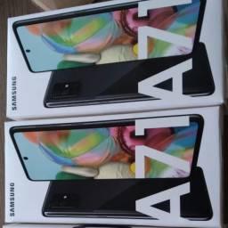 Samsung A71 zero na caixa lacrado
