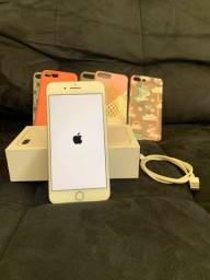 IPhone 8 Plus Branco/Prata 64 Gb