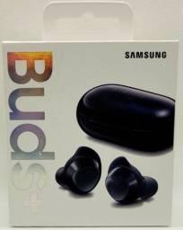 Fone de Ouvido Bluetooth Samsung Galaxy Buds Plus True Wireless com Microfone Preto