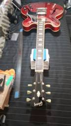 Título do anúncio: Luthier Manutenção  Guitarra vioão Baixo