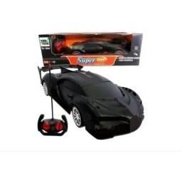 Super Carro com Controle Remoto