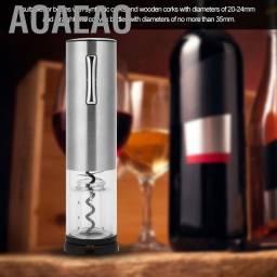 Abrindo de Vinho Elétrico Carregador USB Original com Garantia