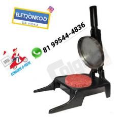 Forma Molde Modelador Máquina Hambúrguer Artesanal Gourmet só Zap