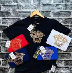 Título do anúncio: Camisas peruanas Versace