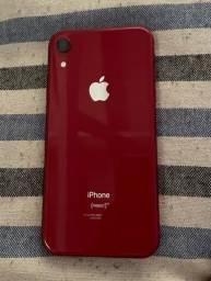 Título do anúncio: Iphone XR 128Gb Vermelho