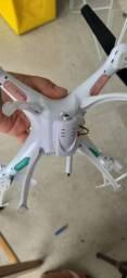 DRONE SYGMA X5 COMPLETO MAIS BATERIAS EXTRAS