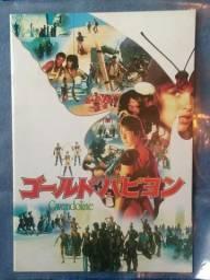 Revista Programa Japonês Gwendoline