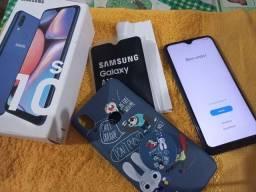 Vendo Samsung a10s completo