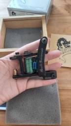 Máquina Bobina BullDog Shader C Cord - Electric Ink