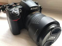 Nikon D7000 (super conservada Ótimo estado)