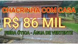 Sítio em Santo Antônio da Patrulha, Terreno Rural 315m² com Casa 2 Dormitórios  R$ 86 Mil