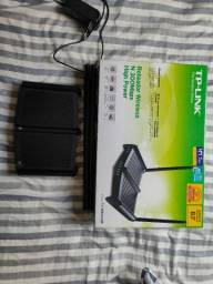 Título do anúncio: Roteador TP-LINK 300Mbps Quebra Parede