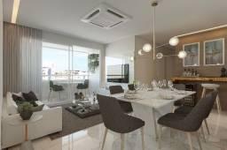 Título do anúncio: Apartamento 3 quartos com lazer completo e novo na zona norte em construcao com lazer