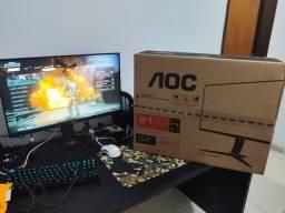 Monitor Gamer 24' AOC Hero (144hz 1ms