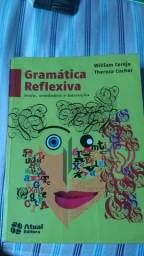 Livro Gramática Reflexiva - Willian Cereja - Atual Editora - Usado