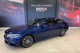 BMW 540i 3.0 TURBO GASOLINA M-SPORT APENAS 32.000 Km