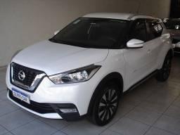 Nissan Kicks Sv 1.6 16v Cvt Automatico Couro 19.000km 2019