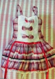 Vendo vestidos de festa junina