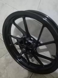 Título do anúncio: Aro da roda dianteira yamaha fazer 250 2018 até 2021
