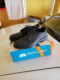Sapato social n° 40 (100% novo em Samambaia Sul)