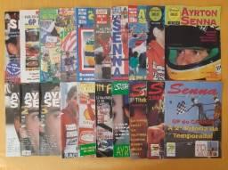 Coleção Ayrton Senna