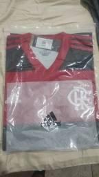 Título do anúncio: Camisa flamengo nova GG