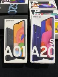 Galaxy A01 32gb , A20s 32gb Novo, Lacrado