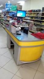 Chek-out de supermercado