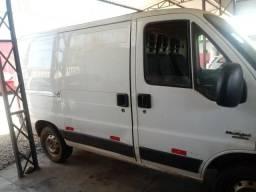 Vendo van ducato cargo basica com direção hidraulica - 2012