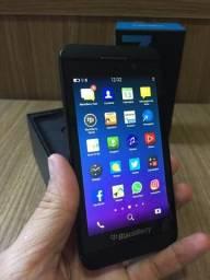 Blackberry Z10 16GB Preto Completo na Caixa