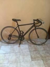 Bicicleta de alta performace