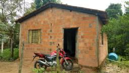 Vendo uma casa na grota do meio Tocantins, há cinco minutos de Imperatriz MA