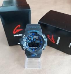 Usado, Relógio G Shock Preto e Azul Novo comprar usado  São José
