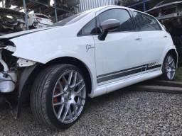 Punto Tjet 1.4 Turbo 2013 vendido em peças