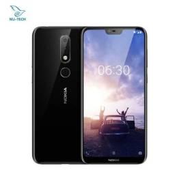 Nokia X6 incrível