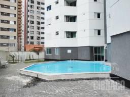 Apartamento à venda com 1 dormitórios em Cristo rei, Curitiba cod: *