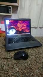 Usado, Notebook Samsung r430 com hdmi, bateria 100 % comprar usado  Palhoça