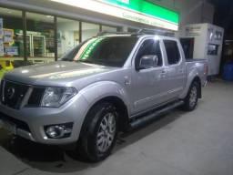 Nissan frontier sl versão 10 anos 4x4 190cv - 2013