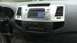 Hilux SRV 4x4 D-4 3.0 automatica 2012 - 2013