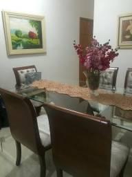 Apartamento 3 quartos com área externa no Vivendas da Serra