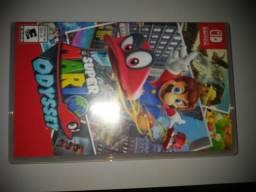 Super Mario Odyssey usado