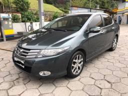Honda City 1.5 EX Automático 2010 - Único Dono - Raridade - 2010