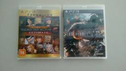 Jogos de PS3 Novo Lacrado/Lost Planet 2/Dead or Alive 5 Ultimate