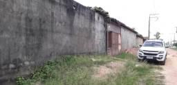 Vendo excelente terreno medindo 25x50 documentado, com 10 casas inacabadas