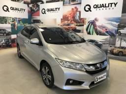 Honda - City Sedan EX 1.5 Flex 16V 4p Aut - 2015 - 2015