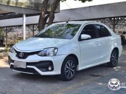 Toyota Etios Sed. Platinum Sed. 1.5 Flex - Leia o anuncio!!! - 2018