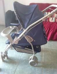Cadeirinha e Carrinho para bebê
