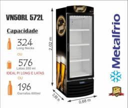 Cervejeira Vn50 Vidro Metalfrio