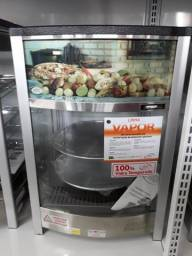 Título do anúncio: 262G-2B Estufa a Vapor Giratório Para Pizza 30cm e Demais Salgadose 110v ou 220v - Titã