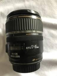 Lente Canon 17 - 85 Efs
